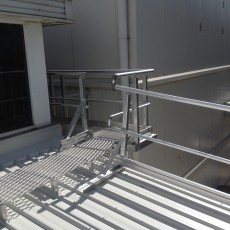 Roof Platform - Universal Height Safety Victoria