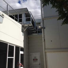 Roof Platform - Universal Height Safety Bendigo