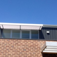 Sunshade Louvre - Universal Height Safety Melbourne