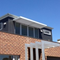 Sunshade Louvre - Universal Height Safety Bendigo