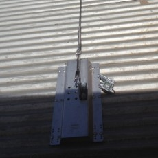 Static Line - Fall Arrest System for roof safety