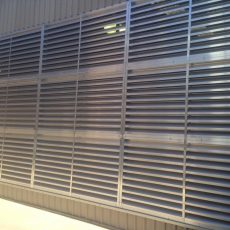 Ventilation Louvres - Universal Height Safety